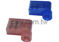 Nylon Fully Insulated Flag Terminals