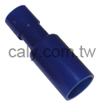 Nylon Fully Insulated Male Bullet Terminals