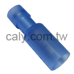 Nylon Fully Insulated Male Bullet Sockets
